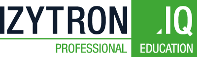 logo izytron iq education professional